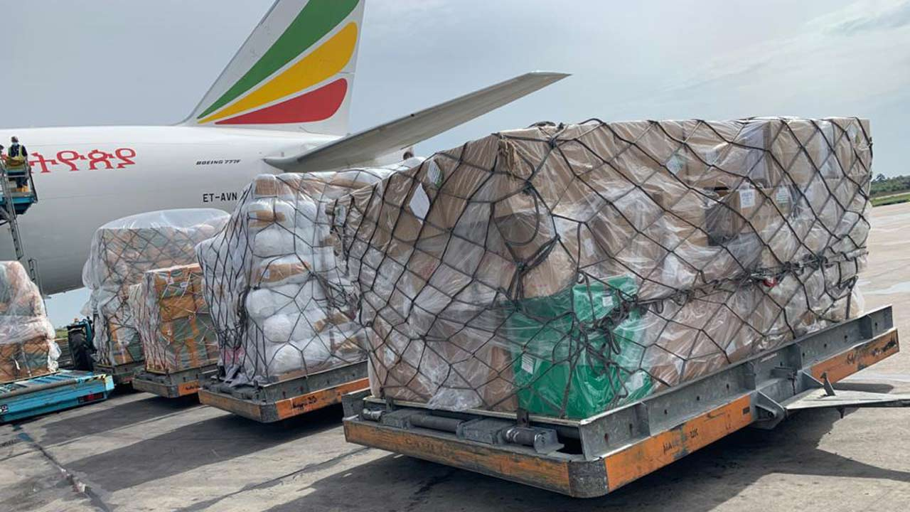 Air Cargo Volume Bounce Back In April