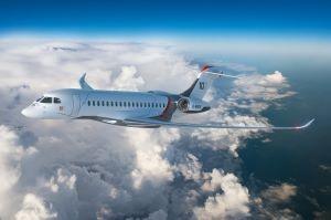 Dassault Aviation Launches Falcon 10X