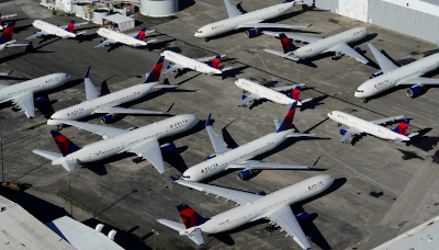 Capital Markets Investors Predict More Airline Bailouts